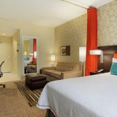 Отель Home2 Suites By Hilton Minneapolis Bloomington Блумингтон комната для гостей