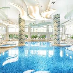 Titanic Beach Lara Турция, Анталья - 14 отзывов об отеле, цены и фото номеров - забронировать отель Titanic Beach Lara - All Inclusive онлайн бассейн фото 2
