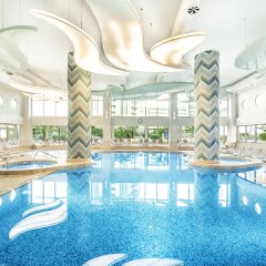 Отель Titanic Beach Lara - All Inclusive бассейн фото 2
