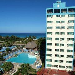 Отель Sunbeach балкон