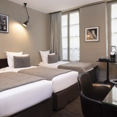 Отель Helios Opera Париж комната для гостей фото 7