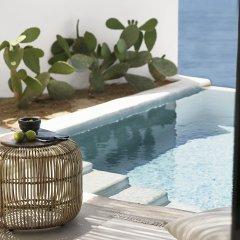 Отель Santo Maris Oia, Luxury Suites & Spa 5* Люкс с различными типами кроватей фото 11