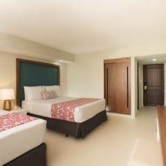 Отель Emotions by Hodelpa - Playa Dorada 4* Улучшенный номер с различными типами кроватей фото 3