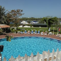 Отель Marbella Resort Sharjah детские мероприятия