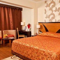 Отель Al Jawhara Metro Дубай комната для гостей