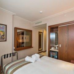 Отель BEKDAS DELUXE 4* Стандартный семейный номер с различными типами кроватей
