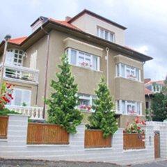 Отель Na Strani вид на фасад фото 2