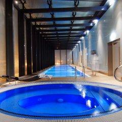 Отель Hilton Manchester Deansgate Манчестер бассейн