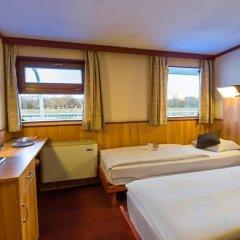 Fortuna Boat Hotel and Restaurant 3* Стандартный номер-кабина с различными типами кроватей