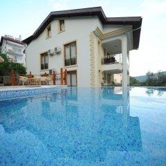 Villa Daffodil - Special Class Турция, Фетхие - отзывы, цены и фото номеров - забронировать отель Villa Daffodil - Special Class онлайн бассейн фото 7