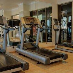 Grand Pasa Hotel - All Inclusive фитнесс-зал