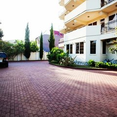 Гостиница «Вилла Риф» парковка
