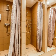 Хостел Привет Номер Эконом разные типы кроватей (общая ванная комната) фото 14