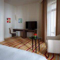 Гостиница Courtyard Marriott Sochi Krasnaya Polyana 4* Номер Делюкс с различными типами кроватей фото 2