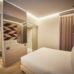 Отель IH Hotels Milano Ambasciatori 4* Номер Делюкс с различными типами кроватей фото 2