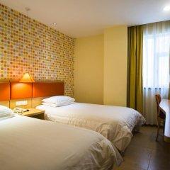Отель Home Inn Beijing Yansha Embassy District комната для гостей фото 6