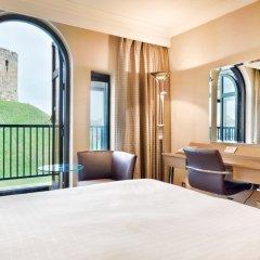 Отель Hilton York комната для гостей фото 2