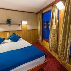 Fortuna Boat Hotel and Restaurant 3* Улучшенный номер-кабина с различными типами кроватей фото 3