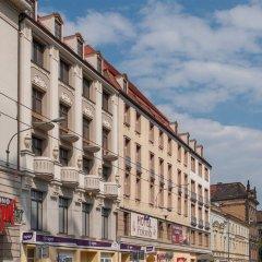 Hotel Polonia вид на фасад