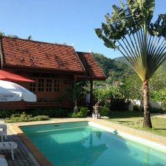 Отель Elephant Guesthouse бассейн фото 2
