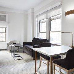 Radisson Hotel New York Wall Street 4* Номер категории Премиум с различными типами кроватей фото 3