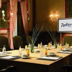 Radisson Blu Palais Hotel, Vienna Вена питание фото 4