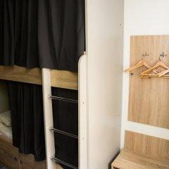 Гостиница Хостелы Рус - Чистые пруды Кровать в мужском общем номере с двухъярусной кроватью фото 2