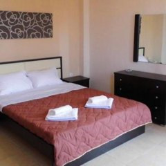 Отель Golden Beach Греция, Ситония - отзывы, цены и фото номеров - забронировать отель Golden Beach онлайн комната для гостей фото 4
