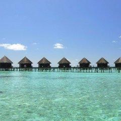 Отель Thulhagiri Island Resort пляж фото 6