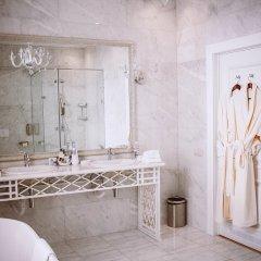Гостиница Новомосковская ванная фото 6