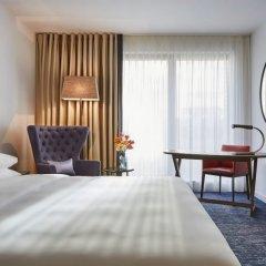Отель Hyatt Regency Amsterdam Стандартный номер с красивым видом с различными типами кроватей фото 2