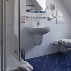 Hotel Hejtmanský Dvůr Сланы ванная фото 2