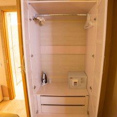 Гостиница Москва сейф в номере