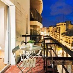 Отель One Shot Colon 46 Валенсия балкон