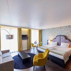 Отель Thon Bristol Stephanie 4* Улучшенный номер фото 3
