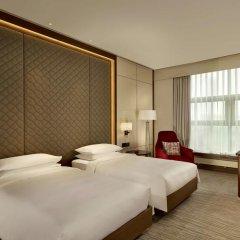 Гостиница Хаятт Ридженси Москва Петровский Парк 5* Стандартный номер с различными типами кроватей фото 3