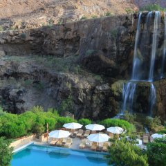 Отель Evason Ma'In Hot Springs & Six Senses Spa Иордания, Ма-Ин - отзывы, цены и фото номеров - забронировать отель Evason Ma'In Hot Springs & Six Senses Spa онлайн бассейн фото 2