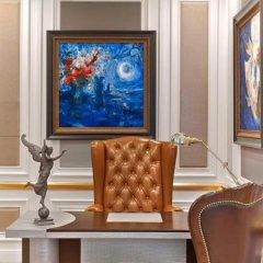 Гостиница The St. Regis Moscow Nikolskaya 5* Президентский люкс с различными типами кроватей фото 3