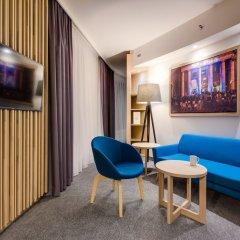 Отель Holiday Inn Warsaw City Centre комната для гостей фото 12