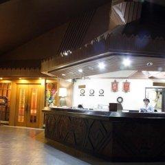 Palm Garden Hotel Паттайя интерьер отеля