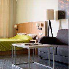 GO Hotel Snelli комната для гостей фото 10