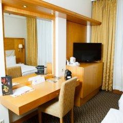 Гостиница Милан 4* Люкс повышенной комфортности с 2 отдельными кроватями фото 2