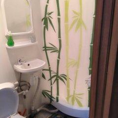 Мини-отель & Хостел Заря Стандартный семейный номер двуспальная кровать фото 7