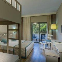 Отель Sherwood Greenwood Resort – All Inclusive 4* Стандартный семейный номер с различными типами кроватей