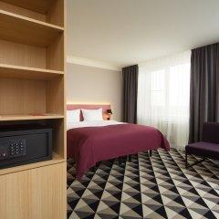 Азимут Отель Астрахань 3* Улучшенный номер SMART с различными типами кроватей фото 2