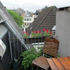 Отель Lint Hotel Koln Германия, Кёльн - отзывы, цены и фото номеров - забронировать отель Lint Hotel Koln онлайн балкон фото 2