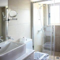 Отель 7 Palms Hotel Apartments Греция, Родос - отзывы, цены и фото номеров - забронировать отель 7 Palms Hotel Apartments онлайн ванная