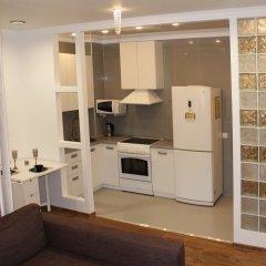 Апартаменты Central Park в центре Тюмени Улучшенные апартаменты с двуспальной кроватью фото 21