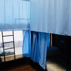 Хостел Travel Inn Выставочная Кровать в общем номере с двухъярусной кроватью фото 3