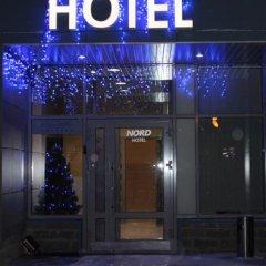 Гостиница NORD вид на фасад фото 2